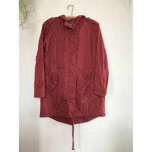 Forever 21 Jackets & Coats - Forever 21 Parka M